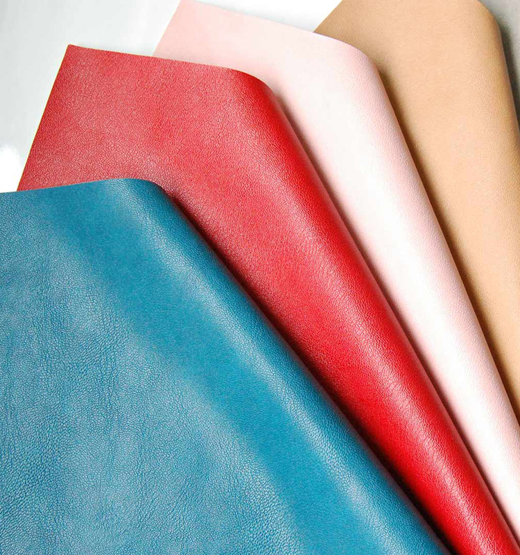 PVC PU Rexine Material Synthetic and Faux Leather