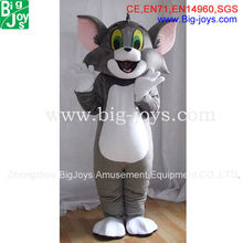 Tom and jerry caracter costume, used party mascot costume for sale