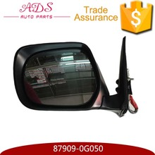 High Quality Folding Car Rearview Mirror Side Mirror for Toyota OE:87909-0G050