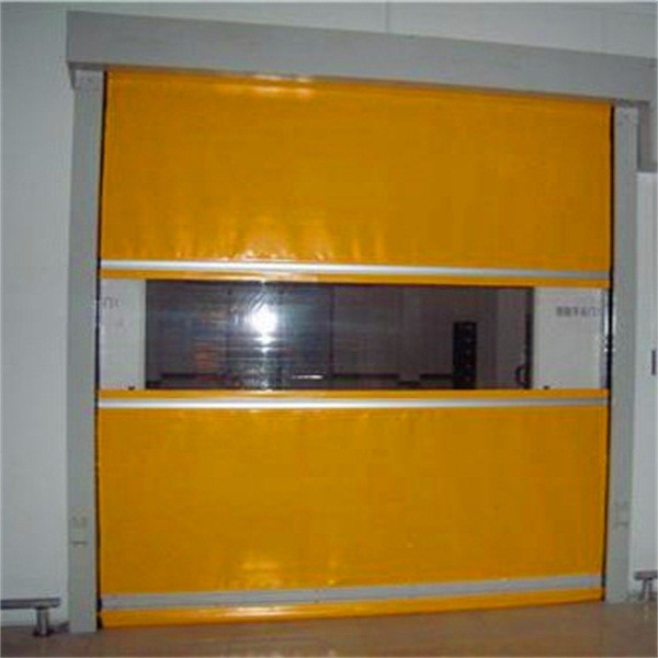 Flexible Pvc Commercial Customized High Speed Door