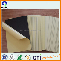 0.5mm PVC Photo Album Self-adhesive Sheets