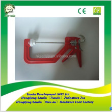 "6""steel speed clamp for woodworking"
