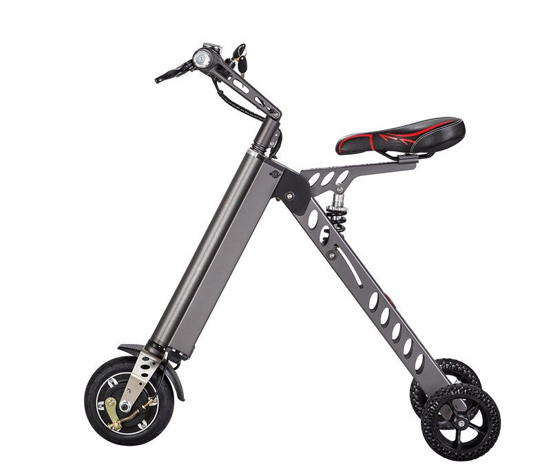 14 inch folding electric bike for children with 500W EM14