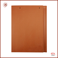 Chinese Building Materials colored 300x400mm flat roofing tile