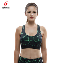 OEM Wholesale Workout Active Wear High Stretch Seamless Women Sports Bra for Gym Fitness