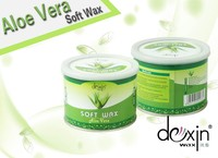 New products 2016 Aloe Vera depilatory strip wax for hair removal