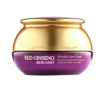 Bergamo Red Ginseng Wrinkle Care Cream