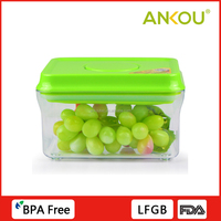 Customized Clear Plastic Food Box 700ml/Food Storage Case 700ml/Food Storage Container 700ml