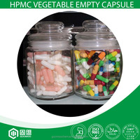 Manufacturer supply HPMC empty capsule