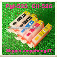 Compatible Ink Cartridge Pgi525 For Canon Pgi525 Ink Cartridge With Iso,Stmc,Sgs,Ce Approved