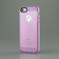 IMPRUE 2 Colors Soft Combo TPU Case For Iphone 5 5S ,Factory Price With 10 Colors
