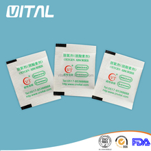 Competitive price food grade oxygen absorbers chemical MSDS for food packaging