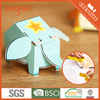 Origami animal DIY Folded Paper Set paper craft for kids