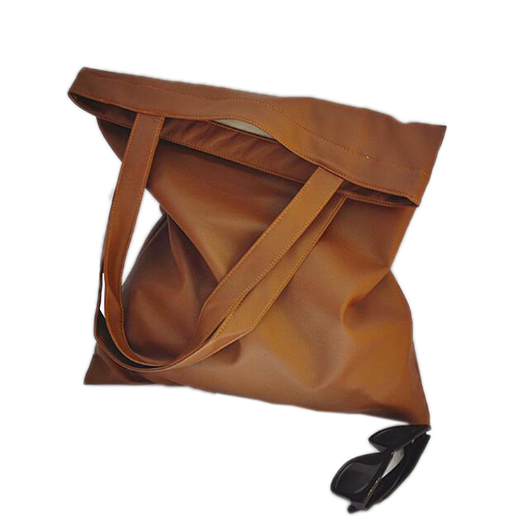 PU Leather Women Casual Shoulder Bags Lady handBag
