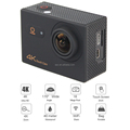 Waterproof Ultra HD 4K Video Camera touch screen Action Camera With Remote Control