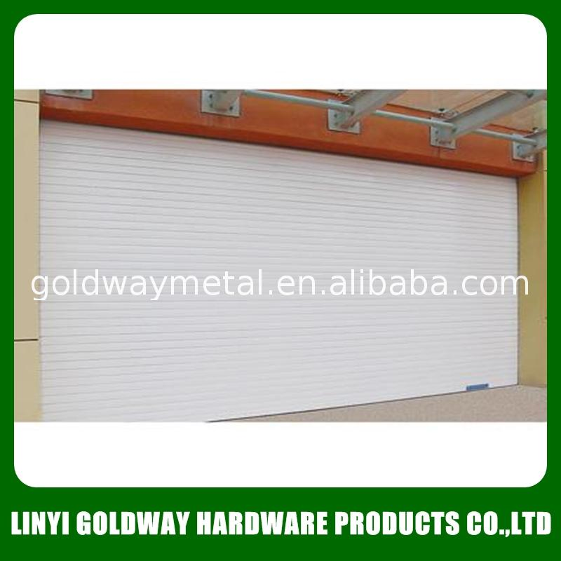 pvc curtain fabric roll up door