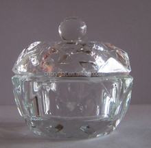 Crystal round Shapped Trinket/Jewellery Box MH-P022