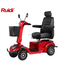 Ruidi mobility scooter R4 handicapped mobility scooter cabin scooter