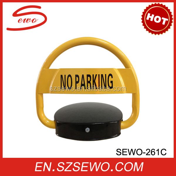 CE Approved Car Parking Lock Nice Design Security Locking Cars