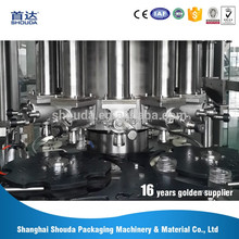 Trade assurance full automatic servo motor Drive filling machine strawberry Jam Bottle production line