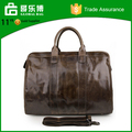 New Arrival Premium Genuine Leather Travel Bag