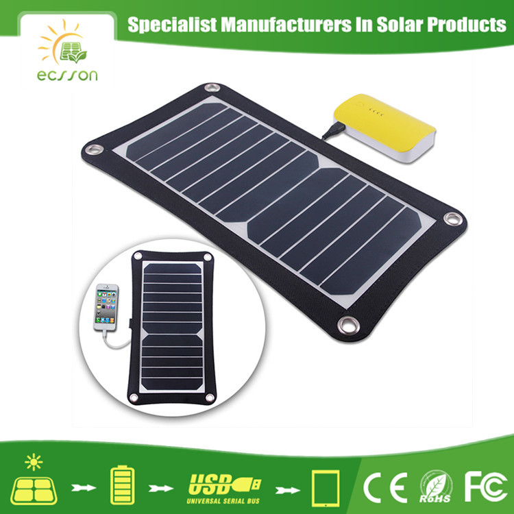 Factory OEM/ODM 5v 6.5w solar panel second hand