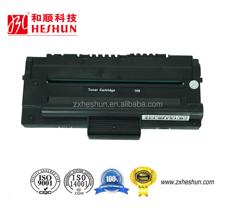 Environment -protected remanufacture high quality compatible laser toner cartridge 109