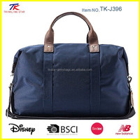2015 canvas travel duffle bag wholesale customized