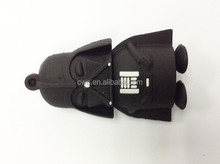 Wholesale star war USB flash from ShenZhen factory 8GB black knight monster USB flash drive FCC/CE/ROHS Custom solution