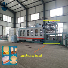 2014 Newest Design Full automatic gpps foam tray production line