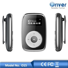 1.0inch MP4 player with FM and recording 4GB 8GB 16GB