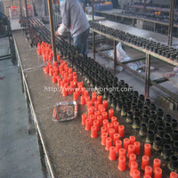 smart candle pillar candles by candle molds china