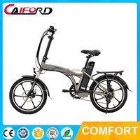 "48V Coyote Connect New Folding Electric Bike with Disc Brake for wholesale/Electric BF Motor Pocket Bike with 20"" Alum wheel"