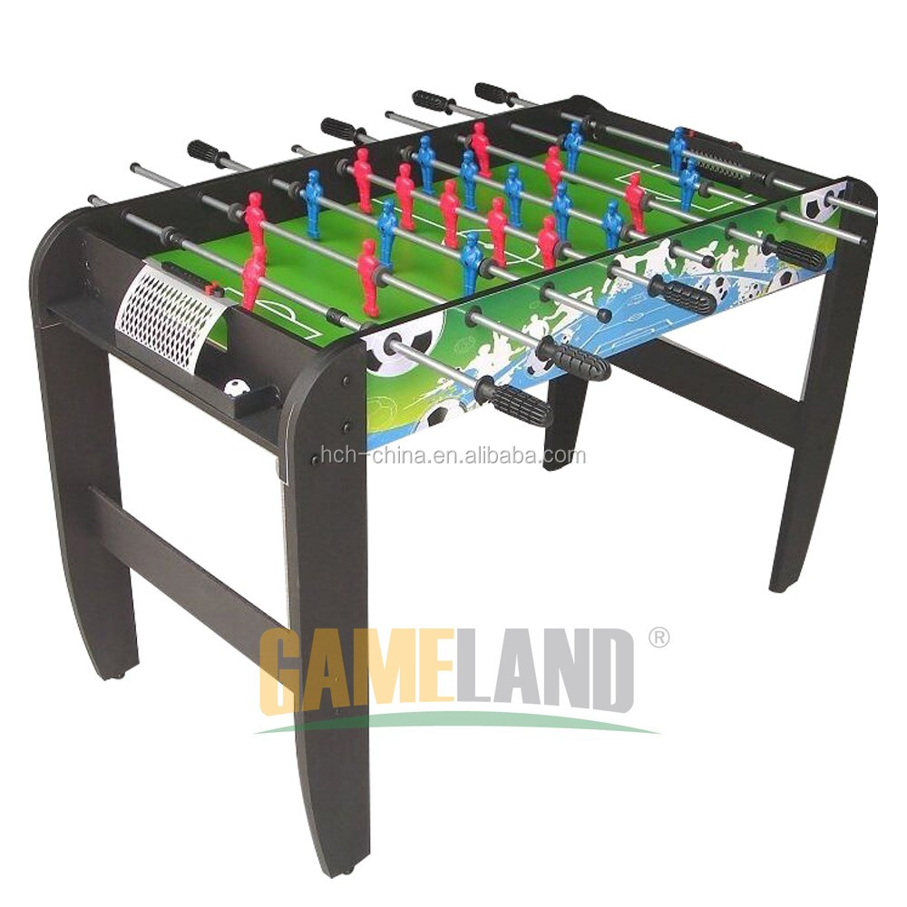 Folding Soccer Game Table Folding Football Table