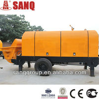 60m3/h HBTS60-9-75 Best Price Stationary Concrete Pump Made in China