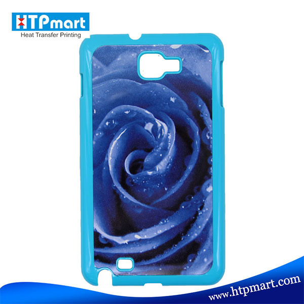 2D pc blank sublimation phone case hard case for samsung galaxy note gt-n7000 i9220