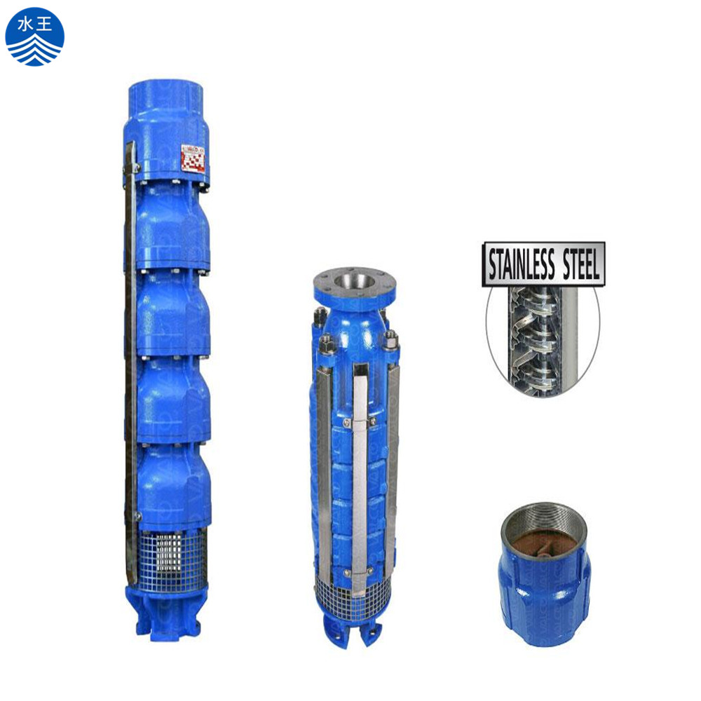 Multistage deep well submersible water pump price list