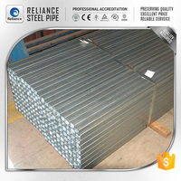 RAW MATERIAL GALVANIZED RECTANGULAR HOLLOW SECTION STEEL PIPE/TUBE
