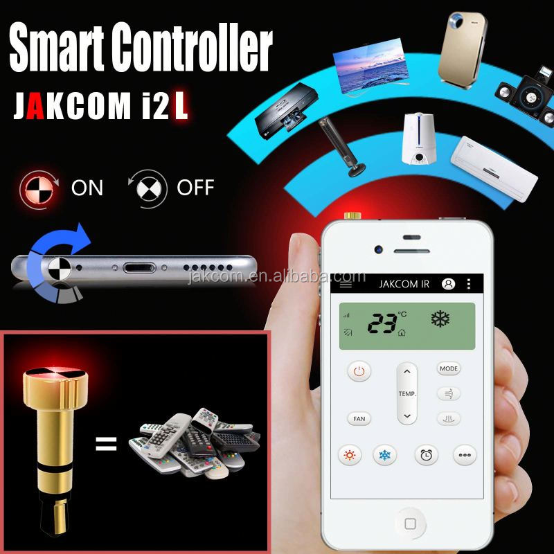 Wholesale Jakcom I2L Universal Remote Control Commonly Used Accessories & Parts Garage Door Opener Electric Bike Rc Cars