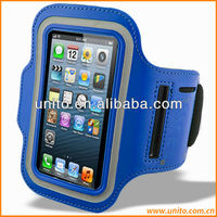 For iphone 5 ipod touch 5 5th gen adjustable armband gym sports running case,armband case