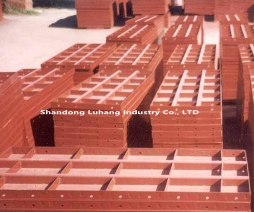 Planar template high quality low price steel formwork for building templates