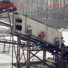 High quality iron ore screening equipment