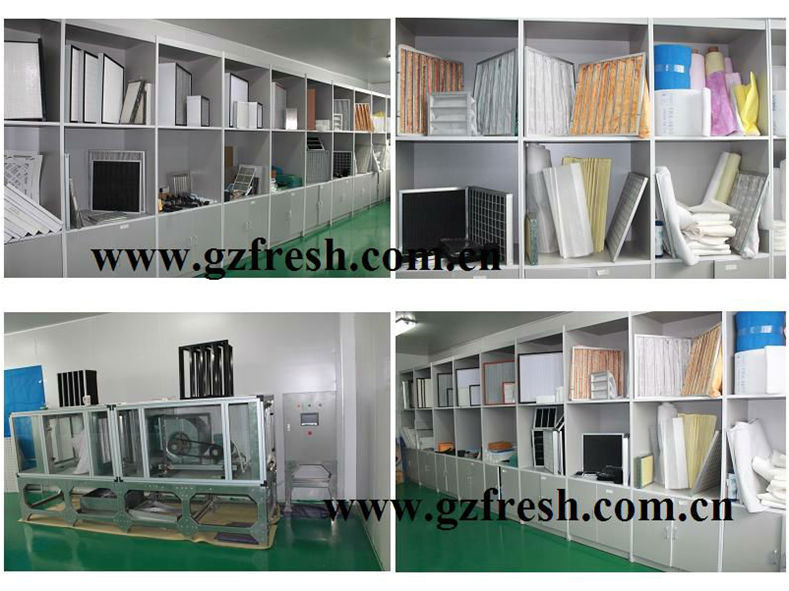 Hot selling Clean Room Fan Filter Unit (FFU)