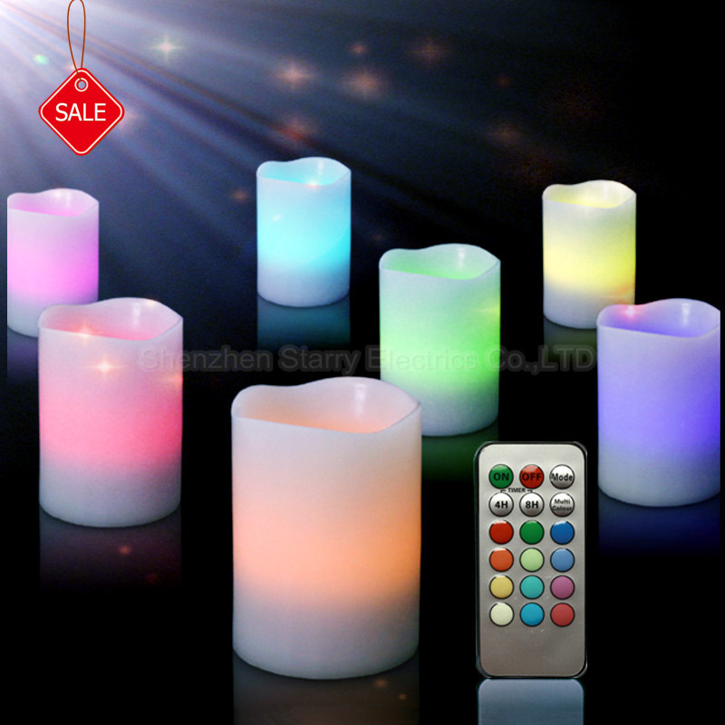 candle color