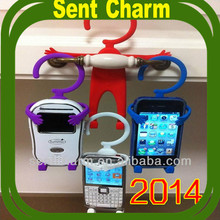 Large stock and mixed color supply new toys 2014 product silicone case for samsung galaxy note 3