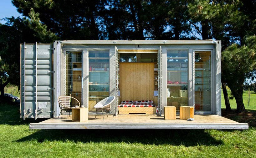Prefab portable luxury shipping container kit homes 40ft for sale in usa buy luxury shipping - Container home kit ...