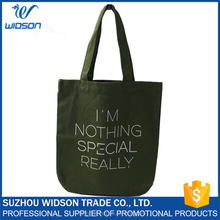 wholesale organic natural cotton tote road bag custom