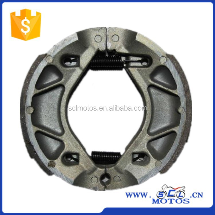 SCL-2013060091 Motorcycle Brake Shoe Manufacturers ,FZ16 Brake Shoe