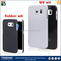 2016 news uv oil coating cover case for samsung galaxy s7
