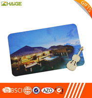 Heat transfer printing rubber mouse pad